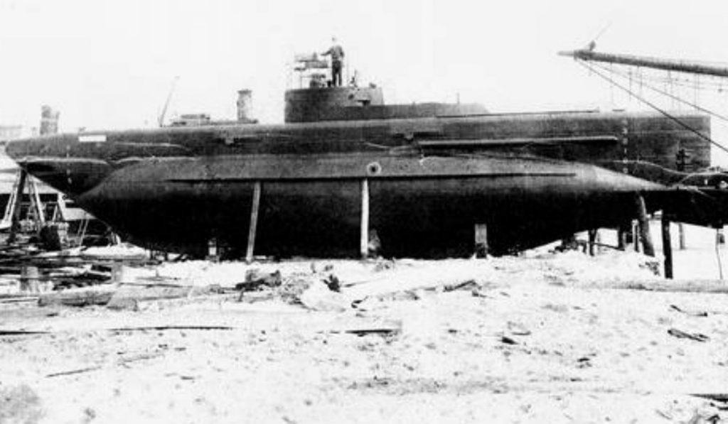 el-submarino-de-pancho-villa