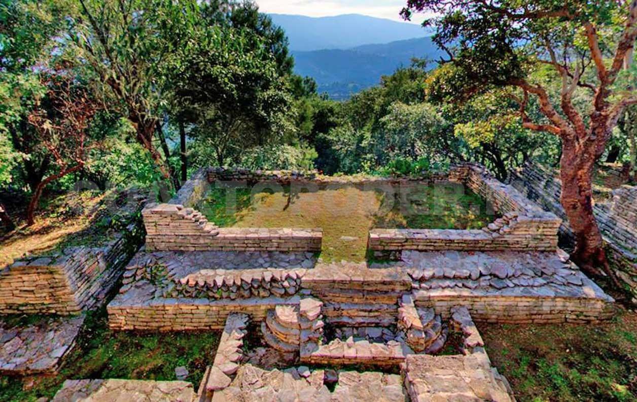 Toluquilla: la zona arqueológica otomí más mística de Querétaro