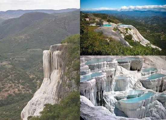 Hierve El Agua: el lugar más sagrado de la cultura Zapoteca